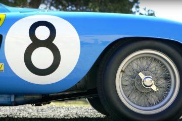 1955 Ferrari 500 Mondial Series II