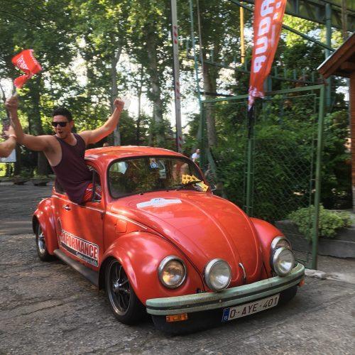 suzuki swift sport budapest rally 2018