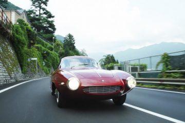 1957 Giulia sprint speciale Bertone Prototipo