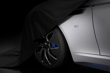 2018 Aston Martin Rapide E - wheel and fender