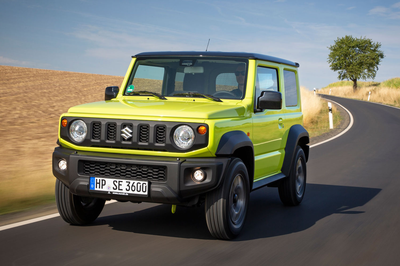 2019-Suzuki-Jimny