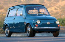 1966 FIAT 600 Giardinetta