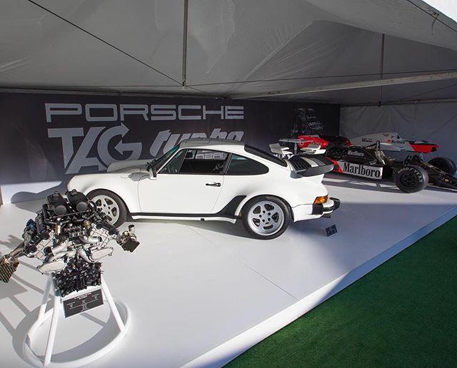 Porsche 930 tag turbo 3