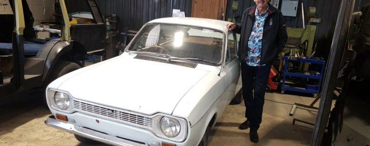 gordon murray ford escort retropower