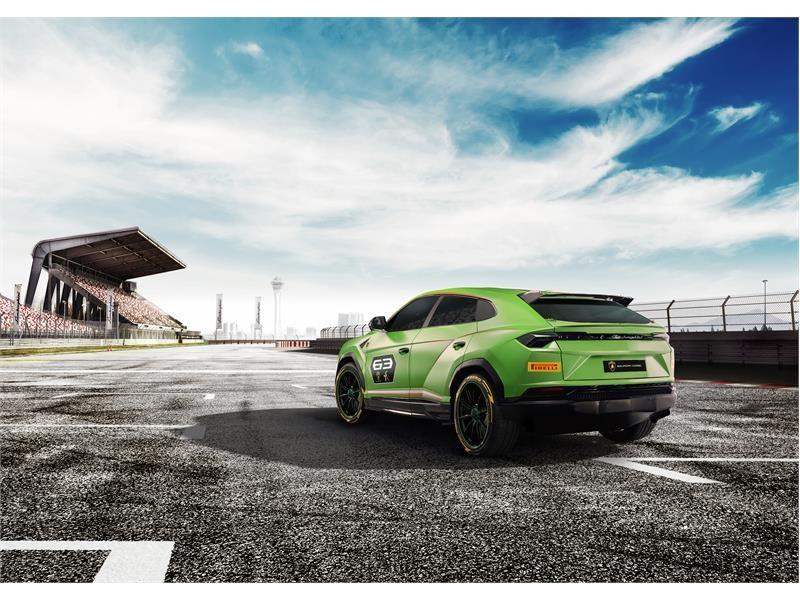 Lamborghini Urus STX