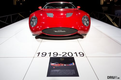 Autosalon Brussel 2019