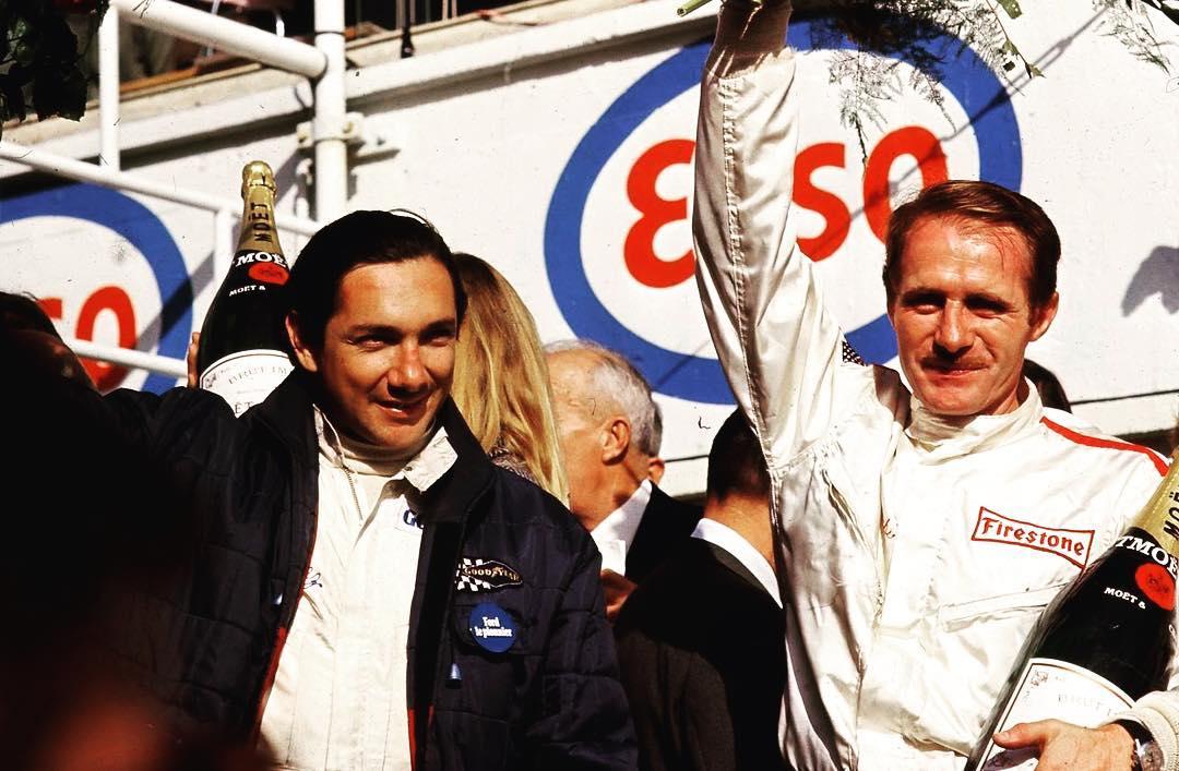 Le Mans 1968 1