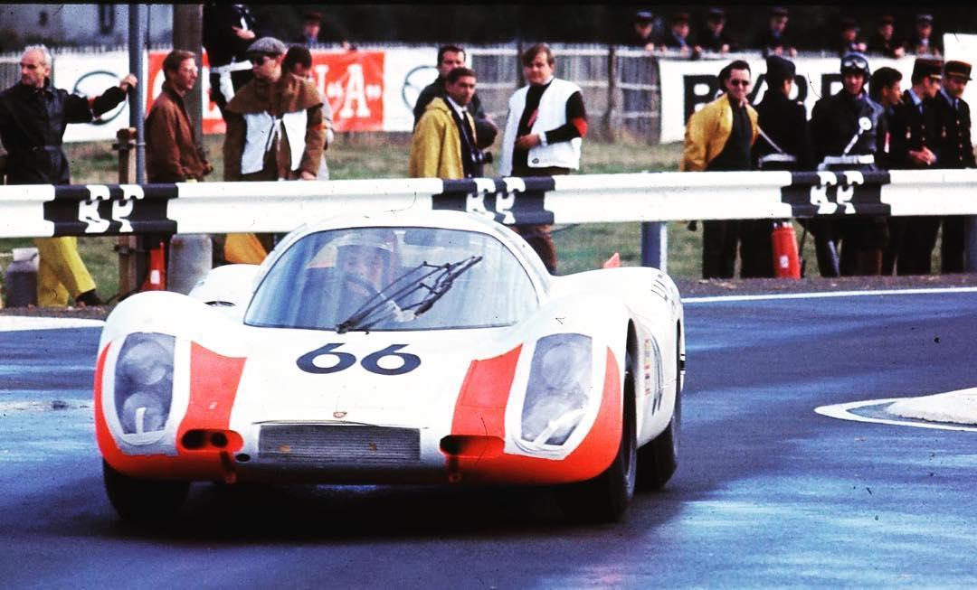 Le Mans 1968 6