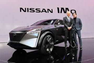 Geneva Motor Show - Nissan 2019