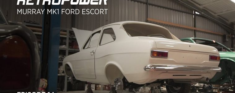 retropower murray ford escort