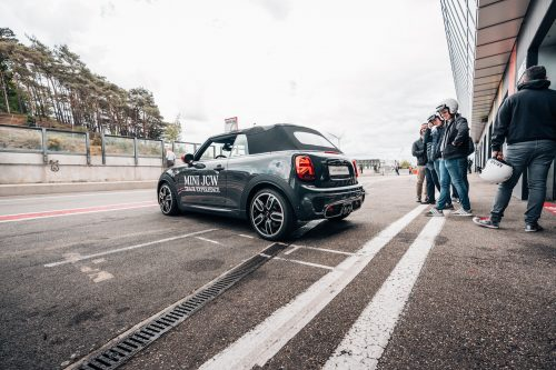 2019 Mini john cooper works hatch