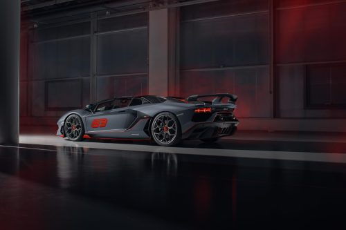 Lamborghini Aventador SVJ63 Roadster