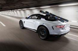 2020 - Show-car Alpine A110 SportsX