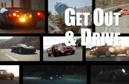 get out and drive