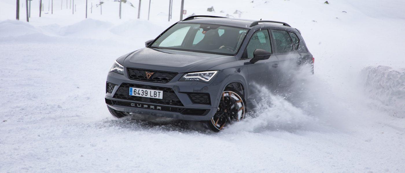 CUPRA Snow Experience Davos