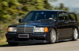 Mercedes 190 E 2.5-16v Evolution II