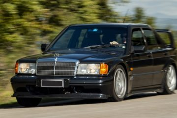 Mercedes 190 E 2.5-16v Evolution II