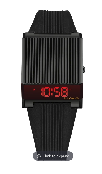 Bertone Stratos LED Watch