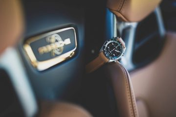 porsche 911 speedster chronograph covid