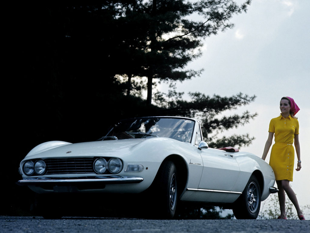 fiat dino spider coupe 1