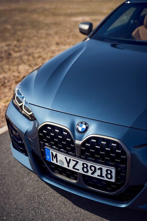2020 BMW 4-Reeks Coupé