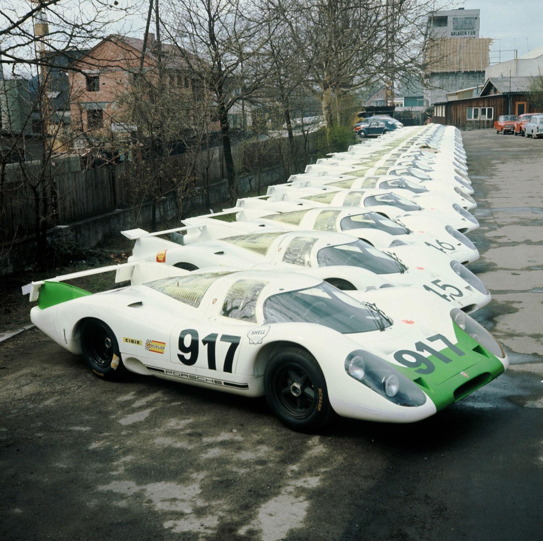 Porsche-917-Homologatielijn