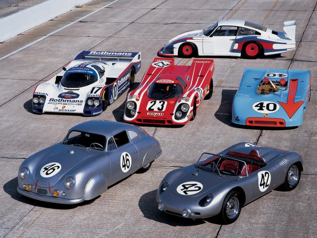 Porsche Raceklassiekers