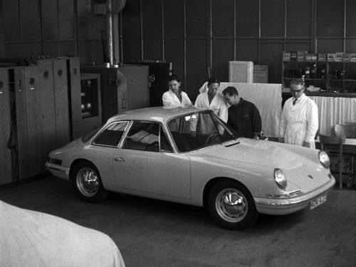 Porsche T7 Concept