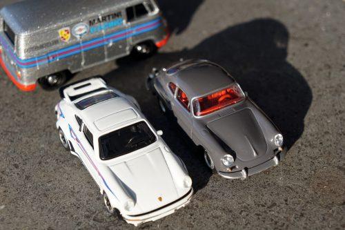 Schuco Porsche Drivr 4