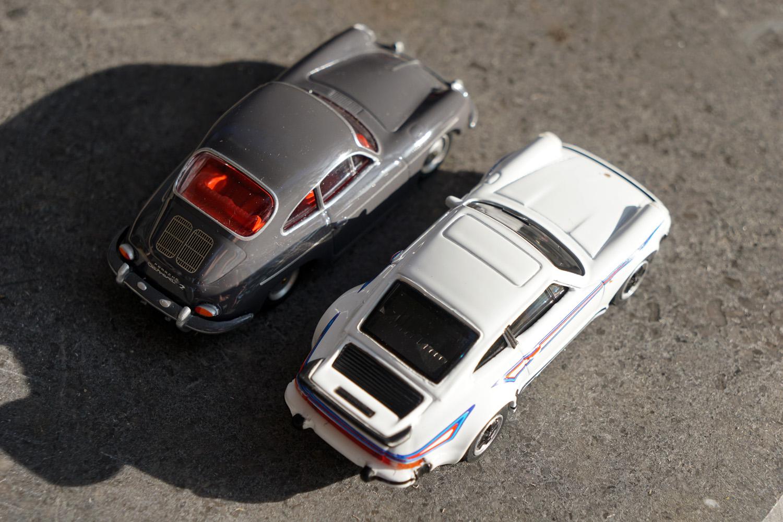 Schuco Porsche Drivr 6