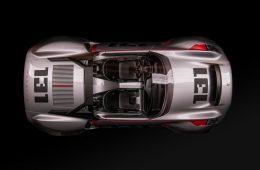 Porsche Unseen Vision Spyder 2