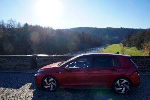 VW GOLF 8 GTI DSG